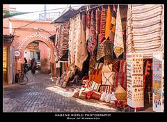 Souk of Marrakech (Hagens_world) Tags: market marokko marrakesch africa afrika handel markt marktplatz maroc marrakech marrakesh morocco mercado medina marrakeschsafi canon canoneos5dmarkiii mar souk