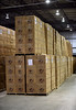 Destined for Chile,South America (Poocher7) Tags: boxes cartons shipment skids pallets cargo occ operationchristmaschild samaritanspurse processingcentre warehouse internationalrelief nonprofitorganization kindness love giving sharing giftsforchildren guelph ontario canada
