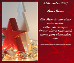 4. Dezember 2017 (Mr.Vamp) Tags: advent adventskalender advents stern mrvamp vamp