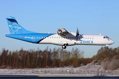 HB-ALL_MAN_111217_KN_262 (JakTrax@MAN) Tags: hball zimex aviation egcc man manchester ringway runway 05r atr atr72 atr72200 atr72202 atr72202f atr72200f freighter airport