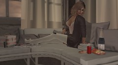 LOTD 227 (Melly Clarrington) Tags: catwa truthhair deaddollz reign foxcity sayo soy tresblah glitterati dustbunny keke ariskea sllooksgoodtoday slfashion slblogger lotd slblog secondlifechallenge uber coffeetime