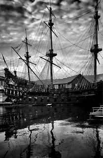 """The Vessel Museum Of The Movie Pirates Of Roman Polanski"""