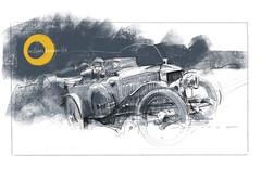 vauxhall s (Stefan Marjoram) Tags: sketch drawing ipad pro procreate apple pencil car vintage racing plein air