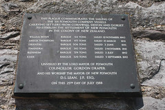 Plaque - William Bryan commemoration