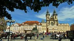 Old Town Square, Prague, Czech Republic (Lemmo2009) Tags: oldtownsquare prague czechrepublic