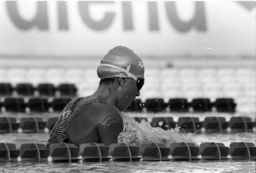 360 Swimming EM 1991 Athens