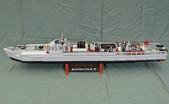 Schnellboot typ S-38 (Jeffrey Mille) Tags: schnellboot sboot eboat kriegsmarine lego military ww2 world war flak