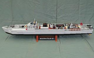 Schnellboot typ S-38