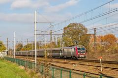 19 novembre 2017BB 26054 Train 4023 Paris -> Bordeaux Bassens (33) (Anthony Q) Tags: 19 novembre 2017bb 26054 train 4023 paris bordeaux bassens 33 nouvelleaquitaine france intercités ic bb26000 ferroviaire sncf gironde aquitaine corail