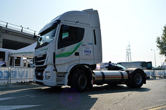 Iveco Stralis NP400 (Actros1857LS) Tags: camion truck trucks lkw iveco stralis np 400 sattelzug