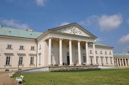 Schloss Kačina