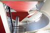 Bevin Court | Around Finsbury-13 (Paul Dykes) Tags: finsbury london england uk city urban landscape bevincourt tecton bertholdlubetkin modernistarchitecture modernist modernism lenin postwar architecture staircase stairwell constructivist constructivism