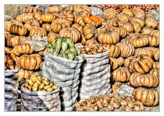 Urgut UZ - Bazaar vegetable market 01