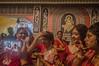 Sindur khela, Calcutta 2017. (Vijayaraj PS) Tags: kolkata westbengal india asia nikon nikond3200 incredibleindia calcutta durgaidol immersion puja durgapuja 2017 river people sindurkhela2017 sindurkhela bengaliwomen indianwomen sindhur women