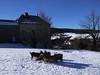 -7,2 le matin (Grand-Pappà...) Tags: auvergne hauteloire hautesterres humour hiver lobeç ferme farm granja margeride marjarida auvernhe chèvre chabre goats