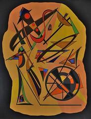 2017-11-08 313 (Alain Bégou Images) Tags: painting abstrack abstrait acrylique acryl alainbegou peinture