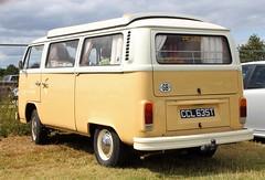 CCL 635T (Nivek.Old.Gold) Tags: 1978 volkswagen devon camper 1584cc latebay