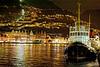 Vågen I (Sturlaz) Tags: norway bergen nightshot cityscape fx nikon d700 sigma 85mm f14 dg ex