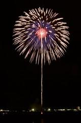 第30回記念やつしろ全国花火競技大会 The 30th Yatsushiro National Firewroks Festival (ELCAN KE-7A) Tags: 日本 japan 熊本 kumamoto 八代 yatsushiro 花火 fireworks 5号玉 球磨川 kuma river ペンタックス pentax k5ⅱs 2017