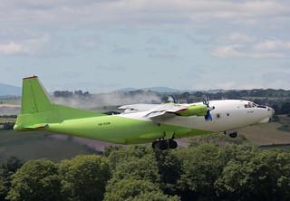 UR-KDM Antonov AN-12BK Cavok Air