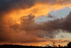 Sunrise (chug14) Tags: sunrise leverdesoleil ciel nuage paysage
