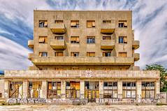 Split, Croatia (Kevin R Thornton) Tags: d90 split travel city mediterranean croatia europe architecture 2017 splitskodalmatinskažupanija hr hotelambasador