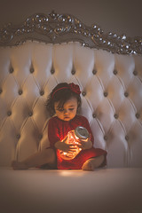One year old today (Kenji Gunderson) Tags: karina light 50mm baby toddler luz child jar mason detroit michigan kenji gunderson