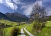Santa Maria, Müstair (Karl Le Gros) Tags: santamaria müstair switzerland graubünden engadin swissalps xaviervonerlach 2017 valley landscape village countryside zeissbatis225 sonyilce7rm2