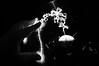 ↯ (timmytimtim75) Tags: electricity plasmaglobe lightning light fingers hand museum physics monochrome
