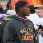 Recruits at Clemson-Florida State