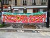 S'UNIR POUR NE PLUS SUBIR (marsupilami92) Tags: france frankreich îledefrance capitale 11emearrondissement paris 75 manifestation syndicat frontsocial banderole slogan