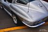 Silver Bullet (Hi-Fi Fotos) Tags: c2 corvette stingray vette silver vintage american sportscar classiccar curves chrome resto style design cool nikon d5000 hififotos hallewell