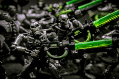 Warhammer 40,000 Game Piece (Game Piece for Macro Mondays) [Explored 2017-11-28] (repete7) Tags: gamesorgamepieces canon canonfd50mmf35macro extensiontube warhammer40000 warhammer4k gamepiece macromondays f16 manuallens necronwarrior