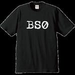 [再入荷] BS0 T-shirts BLACK body (apparel) S L XL ... thumbnail
