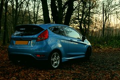 IMG_0020 (Alex Veness98) Tags: ford fiesta zetecs canon 7d car autumn