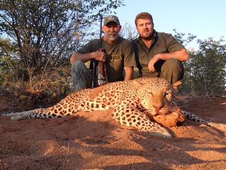 Namibia Hunting Safari 79