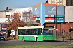 Autumual Pointer (56) (SN53 AVO) (Strathclyder) Tags: jmb travel jmbtravel dennis dart slf plaxton pointer superpointer spd sn53 avo sn53avo motherwell ring road north lanarkshire scotland lothian buses lothianbuses 97 newmains
