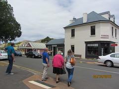 Interesting group of buildings (d.kevan) Tags: australia tasmania richmondtasmania shops cottages cafés streetscenes