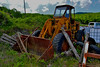 giovannetti macchine 100S (riccardo nassisi) Tags: auto abandoned abbandonata rust rusty rottame relitto ruggine scrap scrapyard rottami abbandonato piacenza
