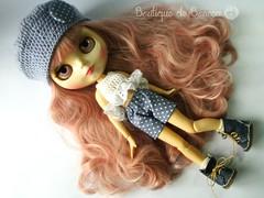 Rose-B♡B-Boutique de boneca..