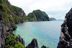 Matinloc Island (jmendozza) Tags: philippines n7w new 7 wonders nature ocean blue beautiful manila ppur underground river