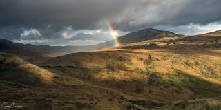 Snowdonia National Park, North Wales, UK.
