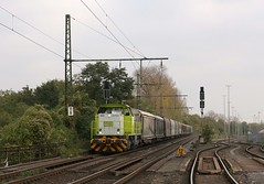 DE 403 (Daniel Wirtz) Tags: de dortmundereisenbahn captrain captraindeutschlandcargowestgmbh ccw g1206 mak vossloh 275 2759047 403 de403 duisburg rheinhausen wasserzug