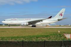 Qatar Airways - Airbus A330-203 - A7-ACD (Andy2982) Tags: airliner qatarairways airbusa330203 a7acd cn521 manchesterairport
