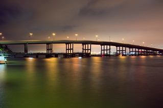 Blue Heron Bridge, City of Riviera Beach, Palm Beach County, Florida, USA