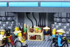 scene_city_01 (kaba_and_son) Tags: ブレードランナー レゴ bladerunner lego