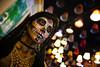 Fazzad-6D-2017-11-01-35993 16x24 wl (Fuad Azzad) Tags: catrina catrin morte dead calavera calaca muerte muerto tradition tradição méxico honduras tegucigalpa disfraz costume
