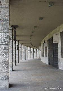 Arcade  Olympiastadion  Berlijn
