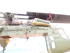 """Sikorsky CH-54A Tarhe 3 • <a style=""""font-size:0.8em;"""" href=""""http://www.flickr.com/photos/81723459@N04/38313030144/"""" target=""""_blank"""">View on Flickr</a>"""