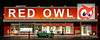 Owl (12story) Tags: red owl ourdailychallenge grocery miniture ho scale